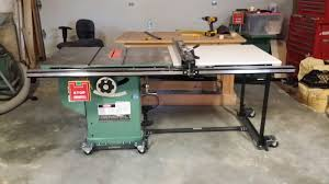 table saw mobile base shop fox mobile base review router forums