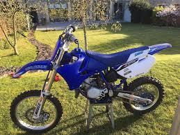 85cc motocross bikes for sale yamaha yz 85 small wheel motocross bike 2006 in newton abbot