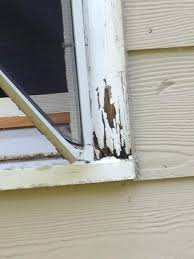 Window Replacement In Atlanta Rotting Window Trim Replaced Sandy Springs Ga