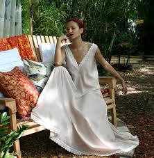 nightgowns for brides 100 cotton nightgown blush cotton lace sleepwear indian