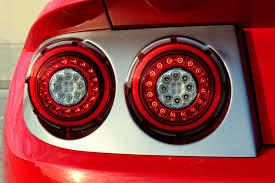 ferrari tail lights half ford gt half mustang the gtt is coming to sema motor