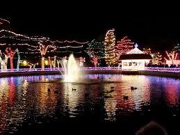 Rhema Christmas Lights November 2009 Tasha Does Tulsa