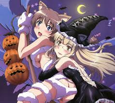 halloween anime backgrounds halloween anime wallpapers for smartphones