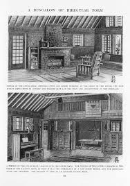 Arts And Crafts Bungalow House Plans by Craftsman Homes By Gustav Stickley 1909 A Bungalow Of Irregular