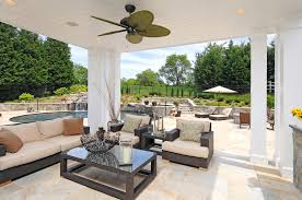 lighting your lovely outdoor porch ceiling fans with lights ideas