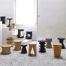 Bout De Canapã Design Bout De Canapé Tingda Motif Damier Interiors