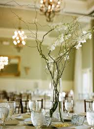 branch centerpieces branch centerpieces elizabeth designs the wedding