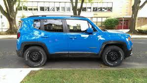 jeep renegade sierra blue sierra blue picture thread page 4 jeep renegade forum