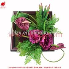 Flowers For Home Decor Creative Wall Art Home Decoration Artificial Flower For Wall