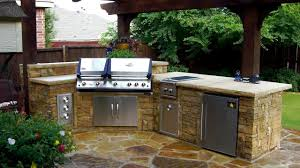 Prefabricated Outdoor Kitchen Islands by Modular Outdoor Kitchen Kits Youtube