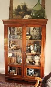 How To Display China In A Hutch Vintage Curio Cabinets Foter