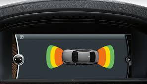 bmw park assist retrofit bmw front pdc integration with idrive parking sensor parking