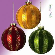 history of tree ornaments