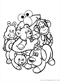 elmo coloring pages cookie monster coloring pages elmo elmo