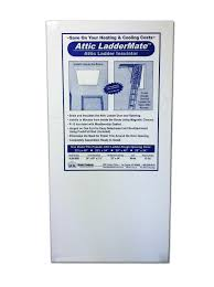 attic laddermate attic ladder insulator 30