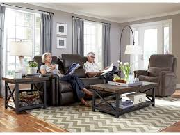 Flexsteel Upholstery Fabric Flexsteel Latitudes Samantha Lift Sofa With Lay Flat Recline And