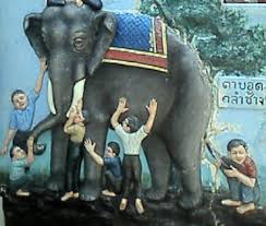 The Blind Men And The Elephant Analysis Synchronicity And The Mind Of God Astrodienst