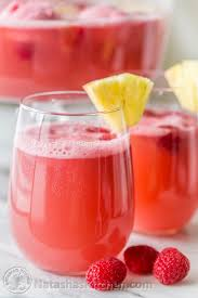 Totally Awesome Party Punch Ideas Raspberry Sherbet Party Punch Sorbet Punch Party Punch Recipe