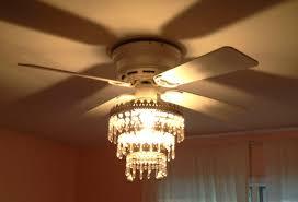 stylish chandelier ceiling fan install a chandelier ceiling