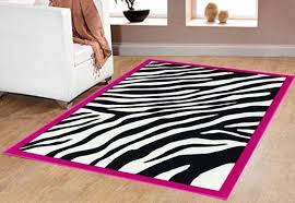 Pink And Black Rug Pink Zebra Kids Rugs Furnishmyplace Area Rugs On Discount