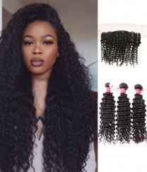 weave on 13x4 lace frontal with bundles and weaves on sale chochair