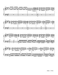 Hit The Floor Linkin Park Tab - bleed it out linkin park free piano sheet music u0026 piano chords