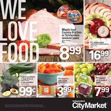 independent city market toronto flyer september 30 to october 6