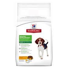 amazon com hill u0027s science diet puppy healthy development with