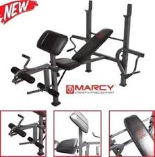 Marcy Bench Press Set Marcy Standard Workout Weight Bench Press With Butterfly Leg