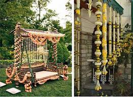 Indian Wedding Vase Story Indian Wedding Decorations