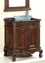 vessel sink and vanity combo peachy vessel sink ideas vessel sink vanities signature hardware