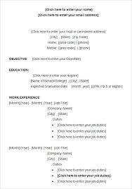 how to write a college resume sample stylish design ideas college