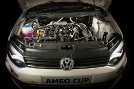 volkswagen ameo volkswagen ameo cup car unveiled gets 1 8 tsi from gti autodevot
