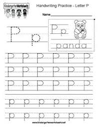 letter o writing practice worksheet for kindergarten kids this