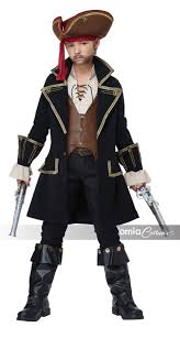Kids Deluxe Pirate Captain Boys Pirate Costume 48 99 The