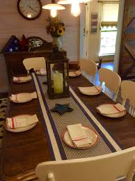 Dining Room Table Placemats by Providence Acres The Weekend Country