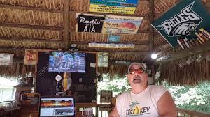 how to build your own tiki bar and hut by tiki kev youtube