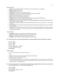 appendix c survey responses practices for unbound aggregate
