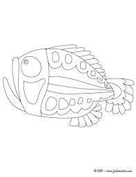 poisson d u0027avril à colorier coloriages coloriage à imprimer