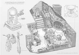 Dwarf Fortress Bedroom Design Feng Zhu Design Old Rpg Room Designs Line Art