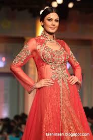 indian pakistani bridal wedding dresses 2012 13 bridal saree