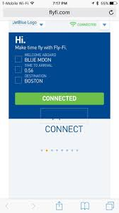 psa t mobile in flight text also works on jetblue u0027s flyfi tmobile