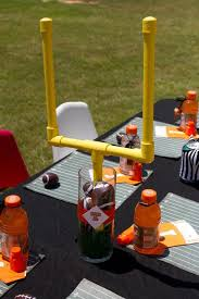 best 25 football party table decorations ideas on pinterest
