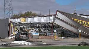 tornadoes touched down in at least 11 ohio counties sunday wbns