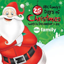 abc family 25 days of 2014 schedule series tv