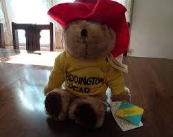 paddington bear etsy