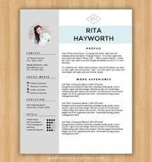 resume format in word resume template the garner resume design instant by itsprintable