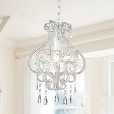 shabby chic chandeliers and ceiling fixtures ebay