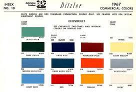 1967 truck paint code help the 1947 present chevrolet u0026 gmc