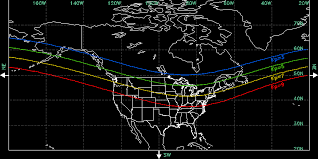 northern lights location map file aurora kp map north america gif wikimedia commons